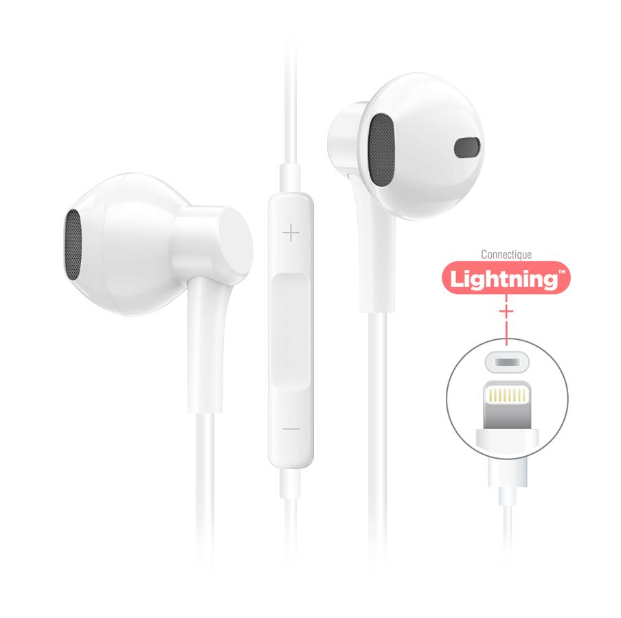Écouteurs Lightning Area Link Bluetooth