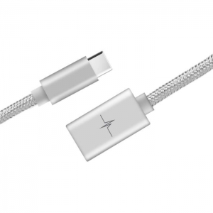 Adaptateur Nylon USB-C vers USB-A
