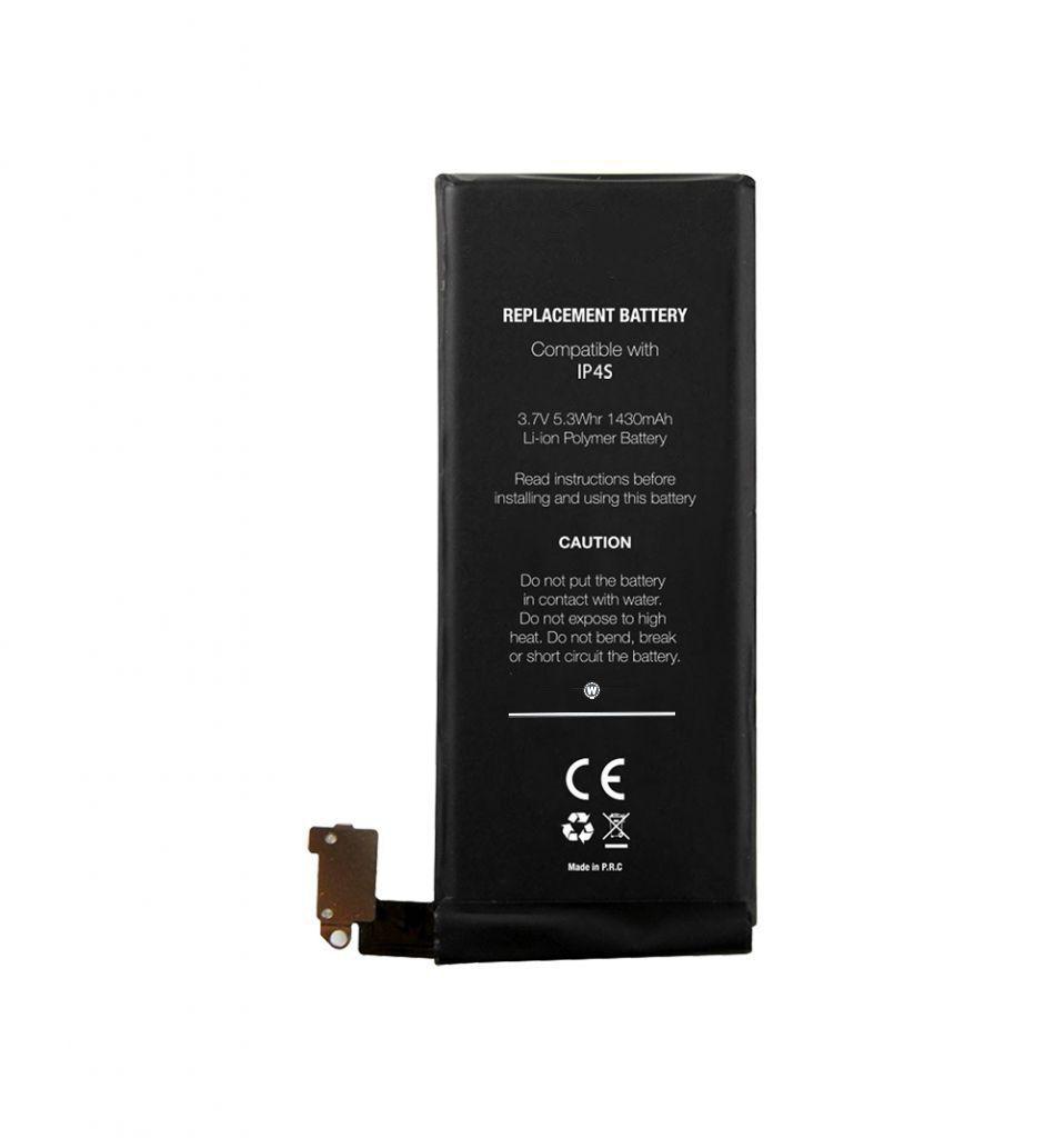 Batterie Wave Concept iPhone 4S 1430mAh