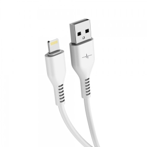 Câble Data Fast Charge 2,4A Lightning - 1M