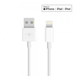 Câble Lightning Certifié MFi pour iPhone 5/6/7/8/X/XS/XR