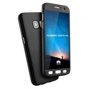 Coque 360 en Rubber pour Huawei Série Mate