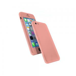 Coque 360 en Rubber pour iPhone 5/5s/SE