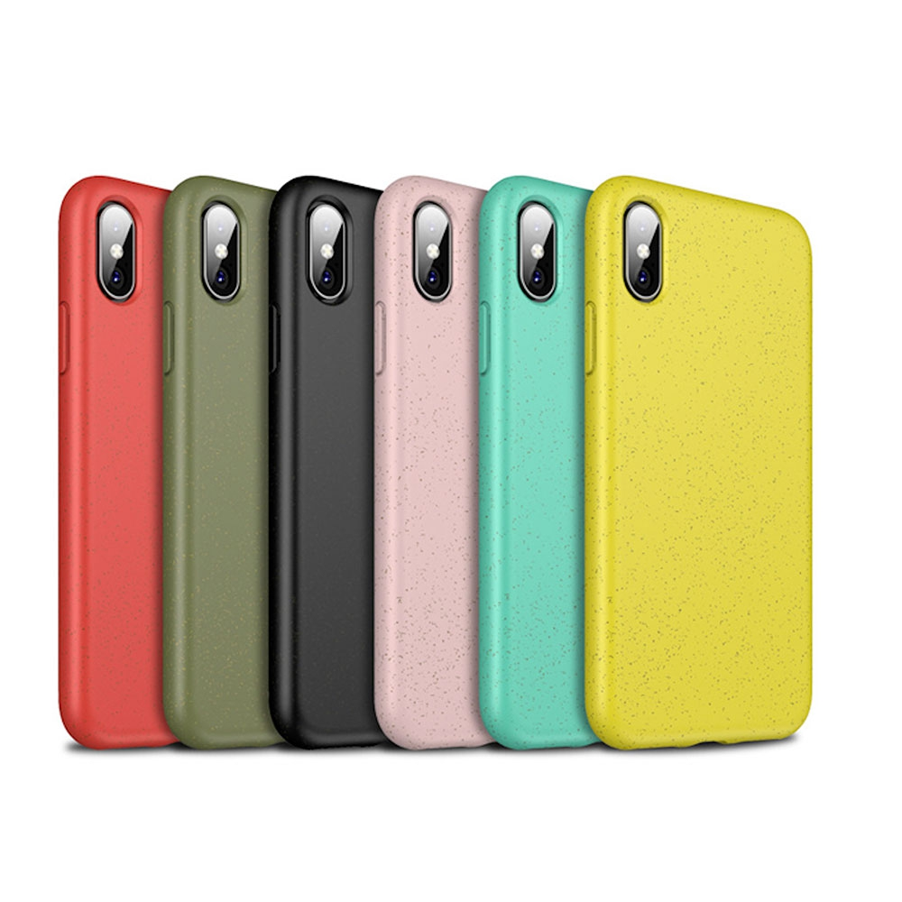 Coque de Protection Bio Dégradable 100% Vegan iPhone & Samsung