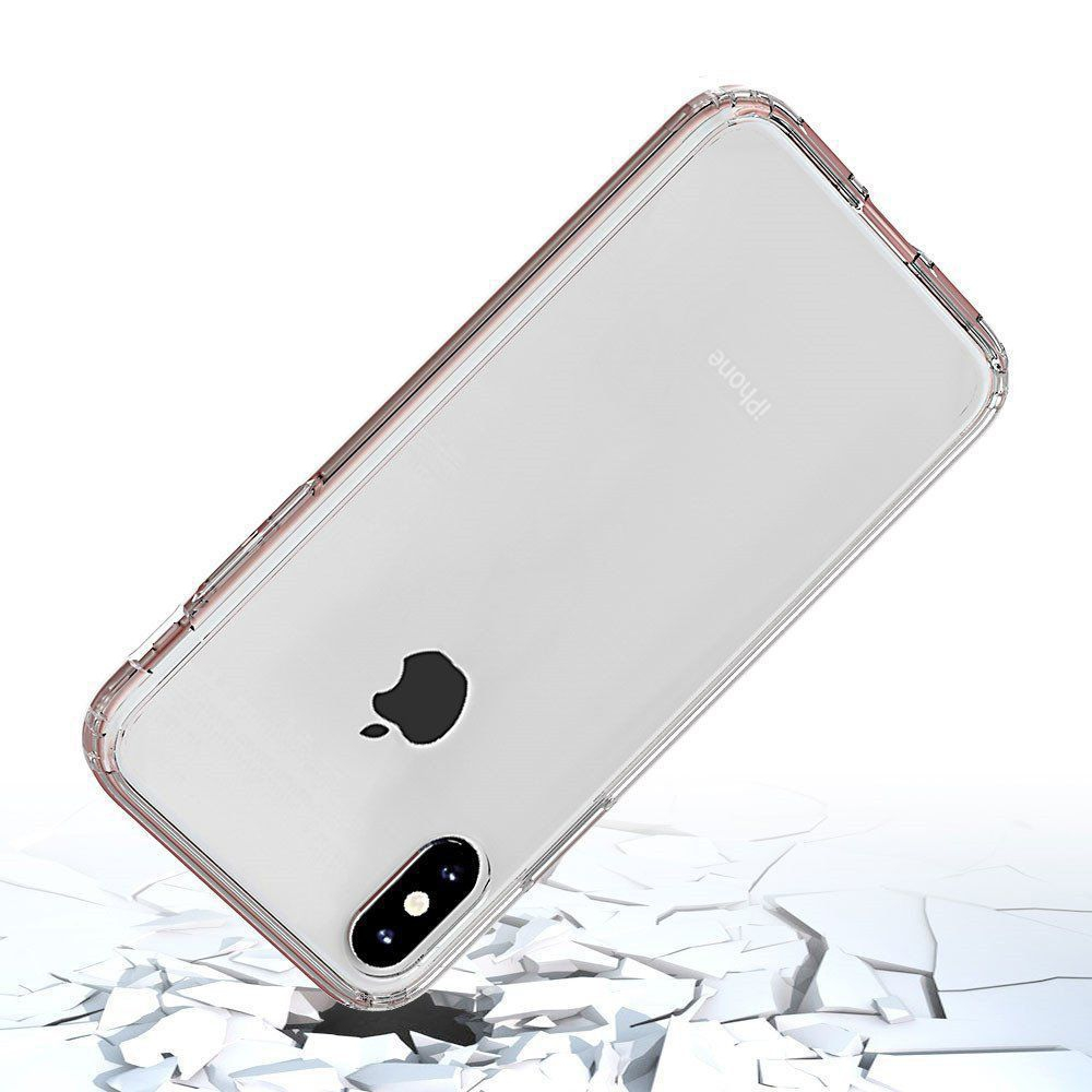 Cover Bump Crystal Basik pour iPhone X