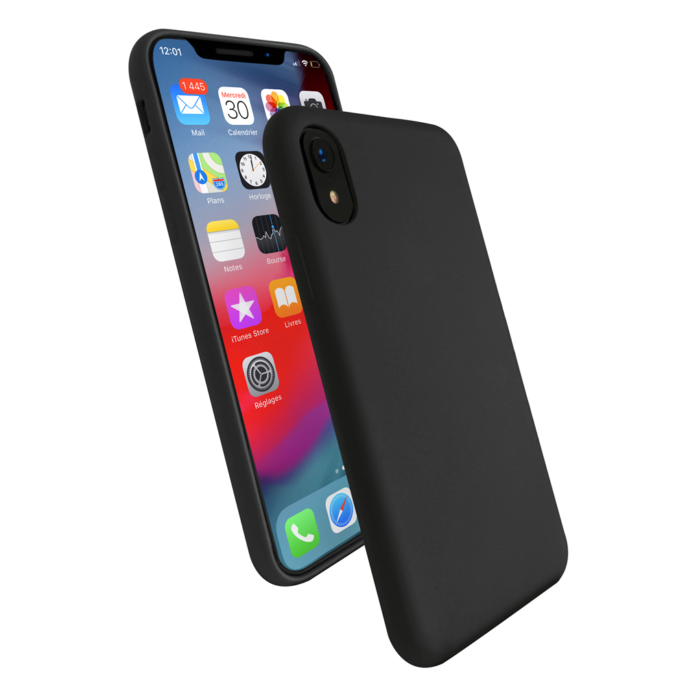 Cover Flash Color pour iPhone XR