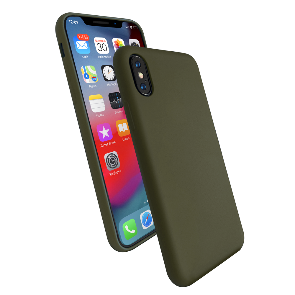 Cover Flash Color pour iPhone XS