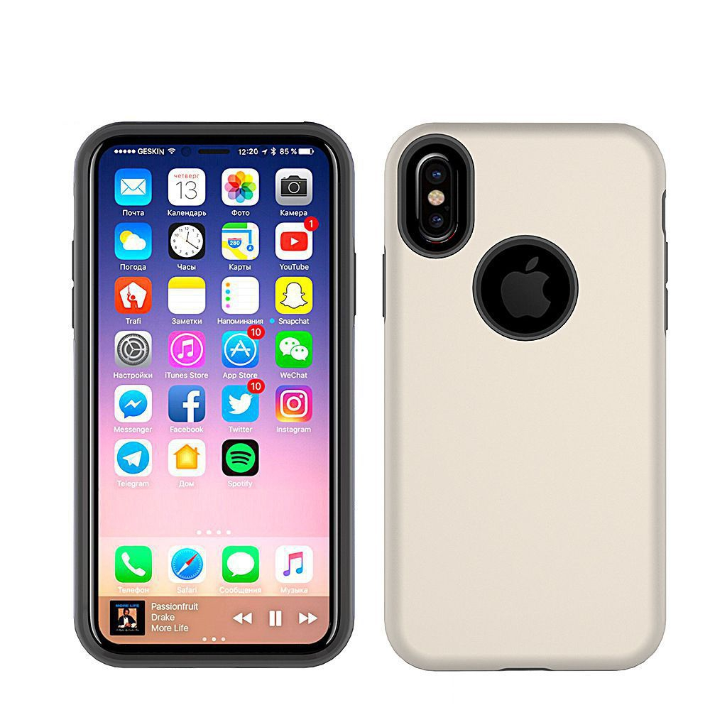 Cover Hybrid X pour iPhone X