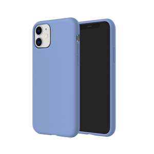 Cover Premium Silicone pour iPhone 11