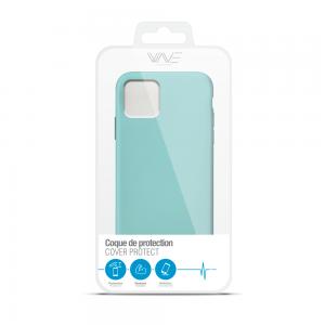 Cover Premium Silicone pour iPhone 11 Pro