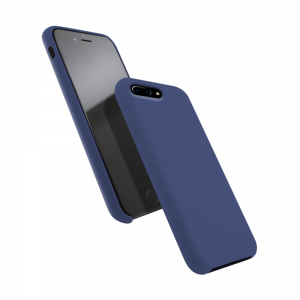 Cover Premium Silicone pour iPhone 7+