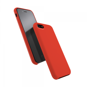 Cover Premium Silicone pour iPhone 7