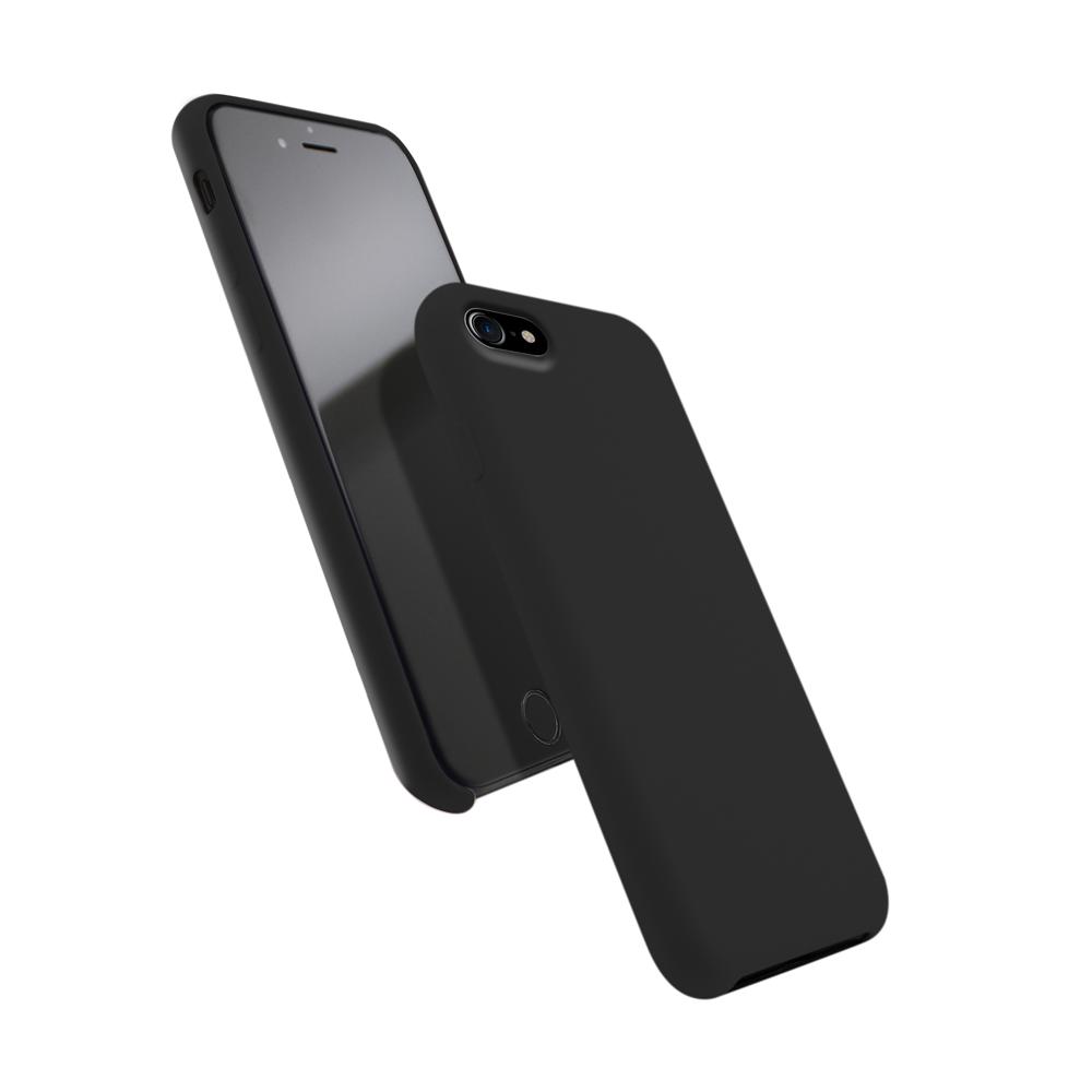 Cover Premium Silicone pour iPhone 7