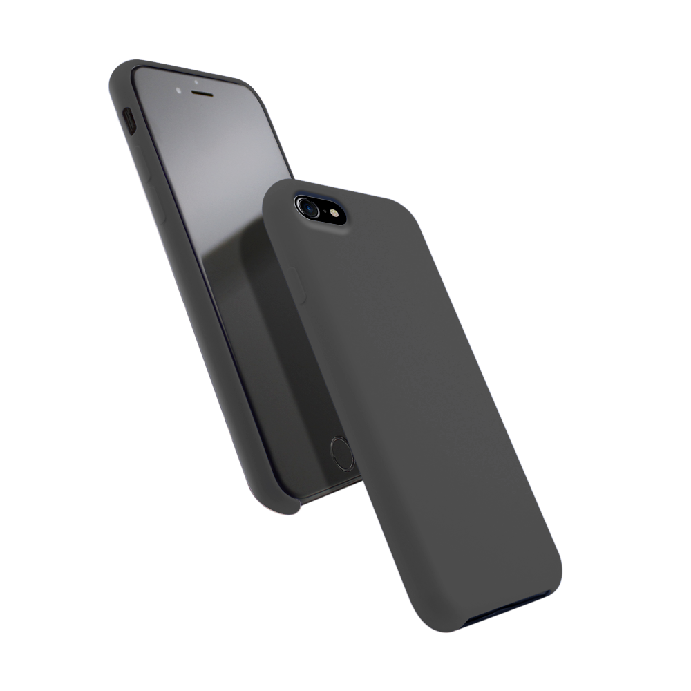 Cover Premium Silicone pour iPhone 7/8