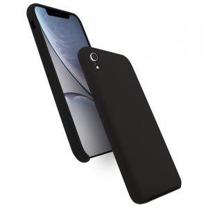Cover Premium Silicone pour iPhone XR