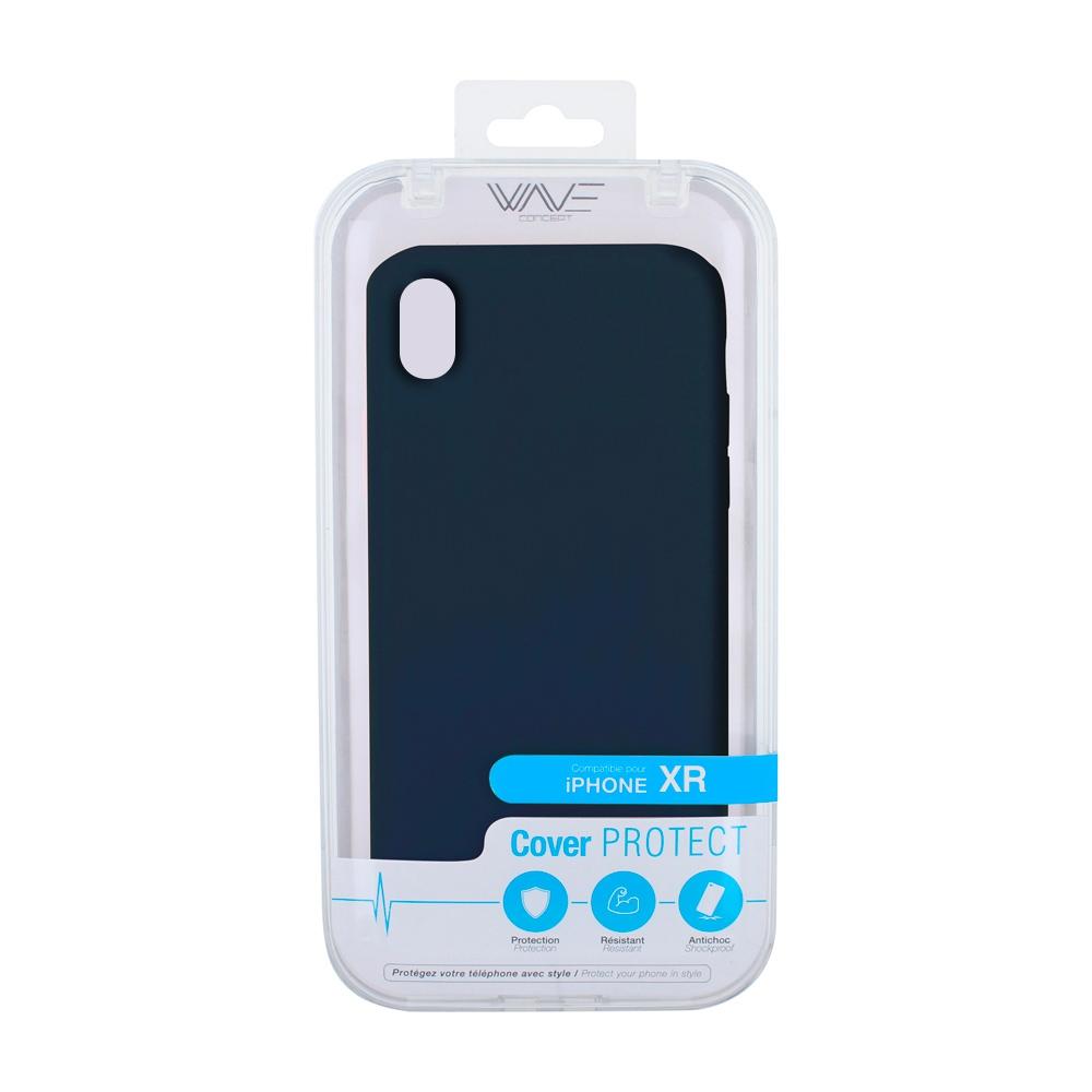Cover Premium Silicone pour iPhone XR
