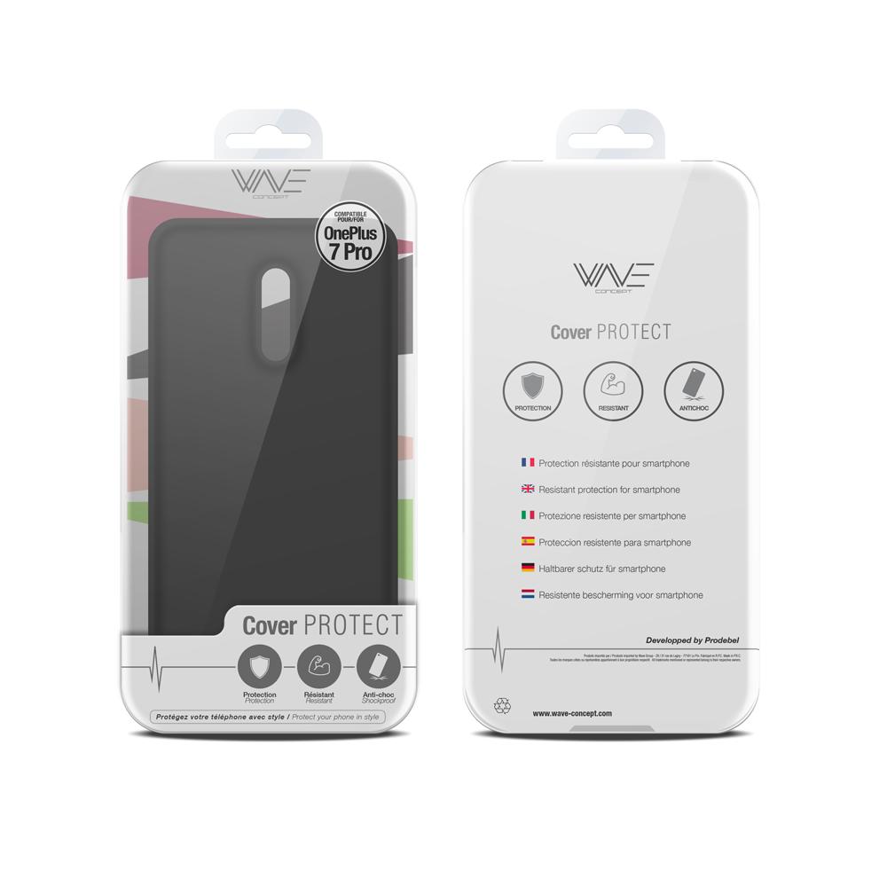 Cover Premium Silicone pour One 7+ Pro