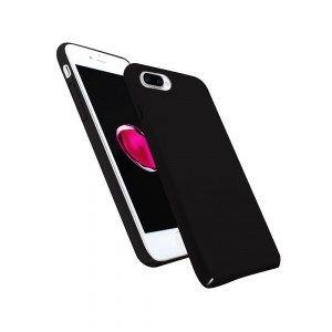 Cover Rubber Oil pour iPhone 7+ Wave Concept