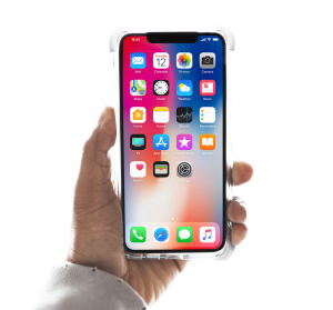 Cover Skin Grip Shockproof iPhone X