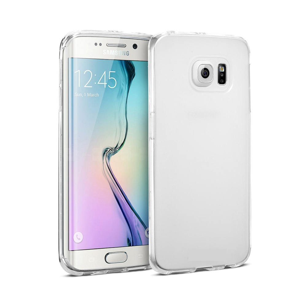 Cover Soft Crystal Clear Samsung Serie S