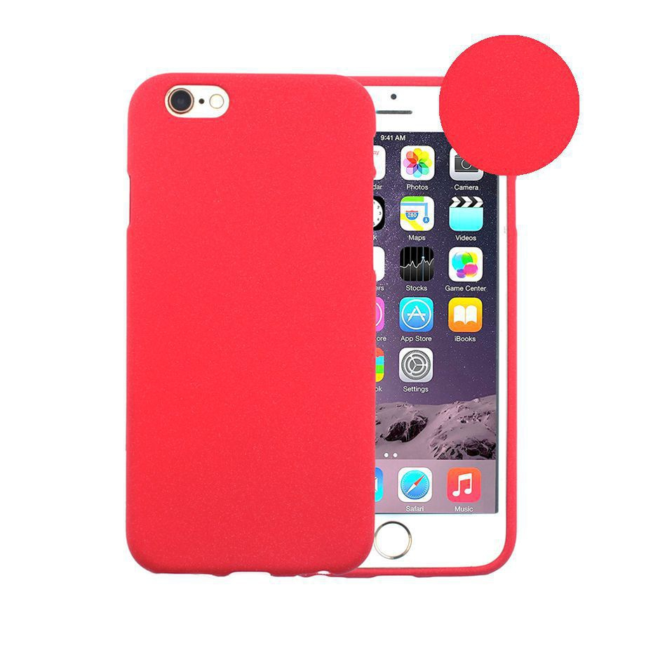 Cover UniColor iPhone 6+ / 6s+ Wave Concept