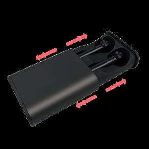 Ecouteurs Bluetooth Teck Sound avec Dock de Charge