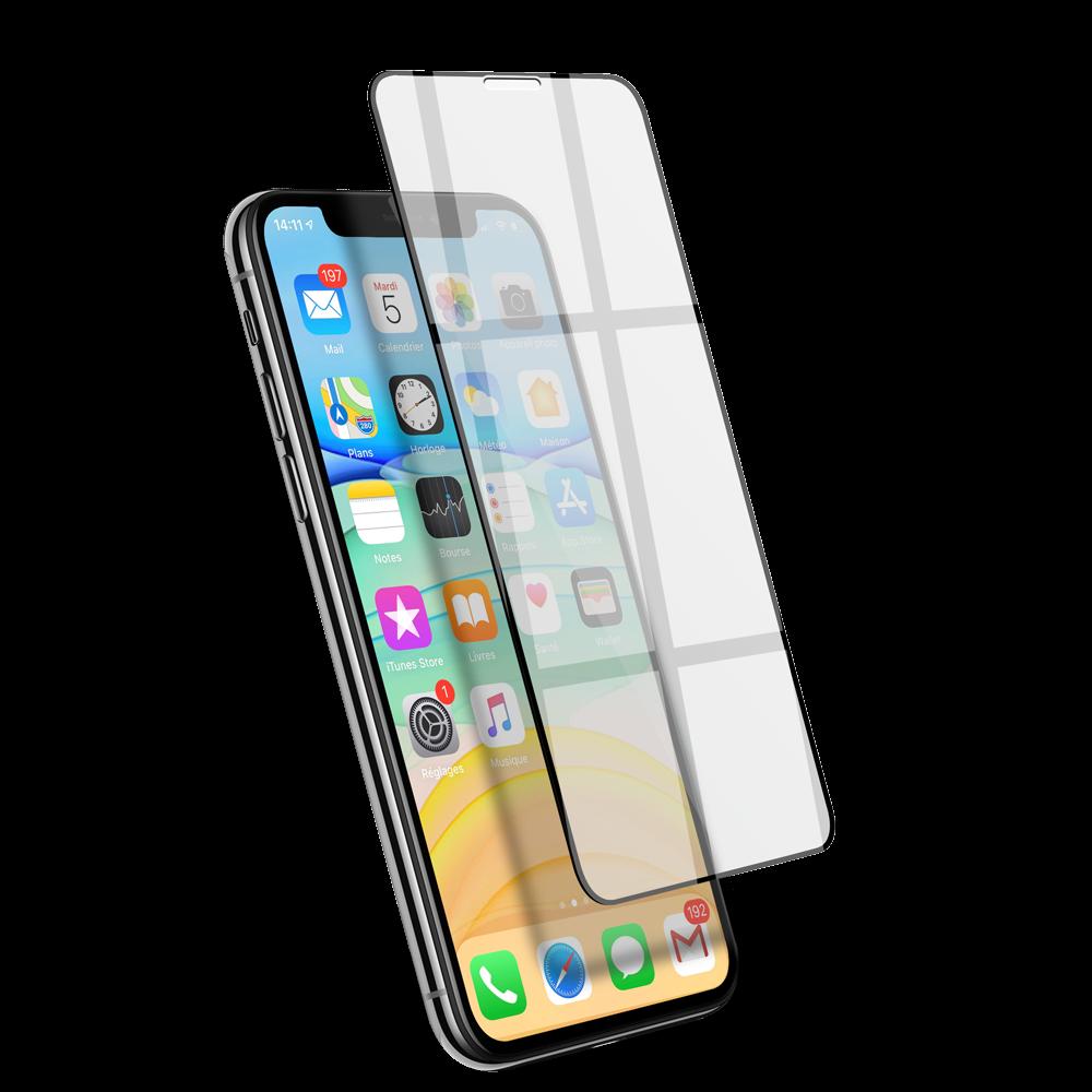 Film en verre trempé 6D pour iPhone 11
