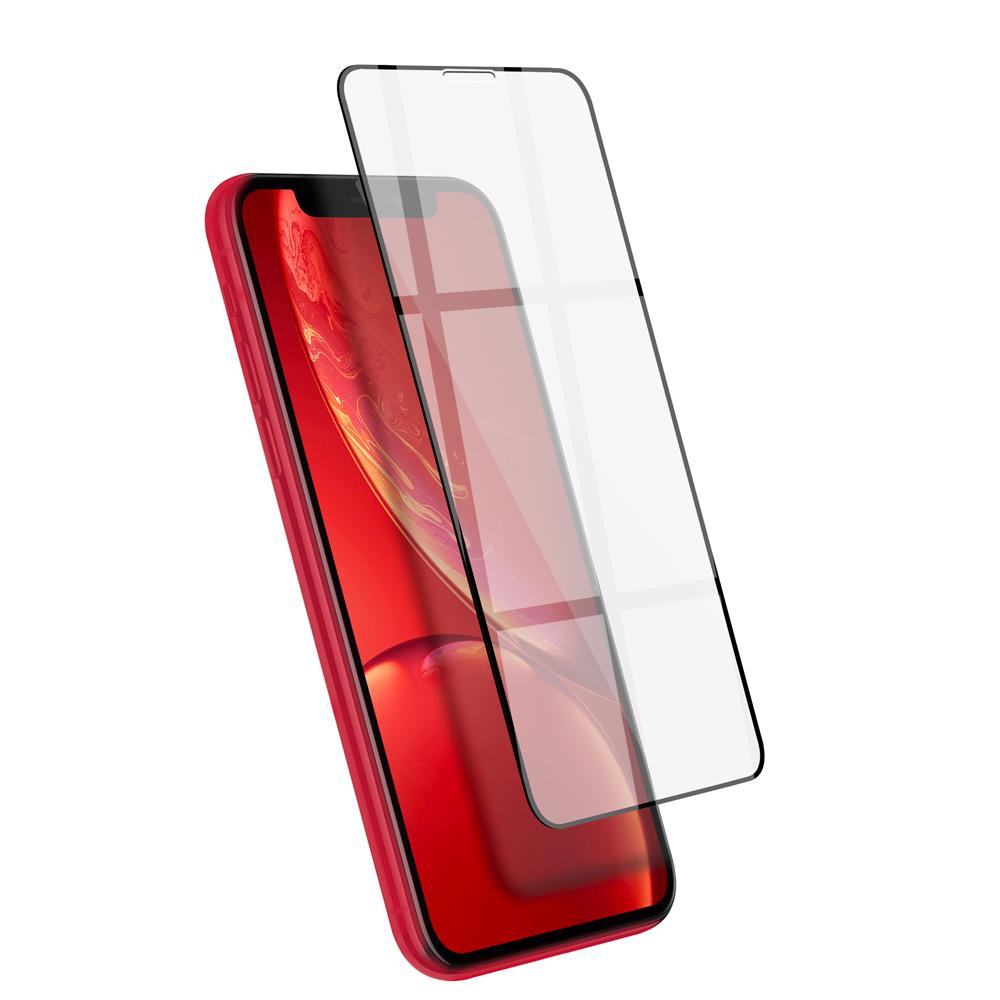 Film en verre trempé 6D pour iPhone XR