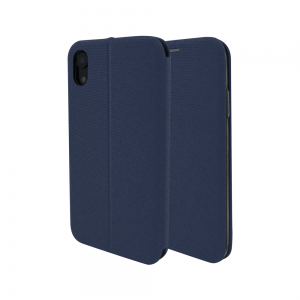 Folio Canvas Wallet case pour iPhone XR