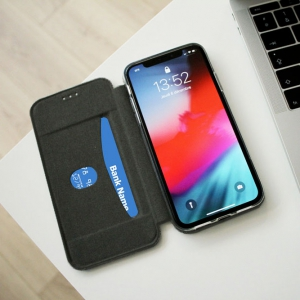 Folio Elégance Wallet case pour iPhone X/XS