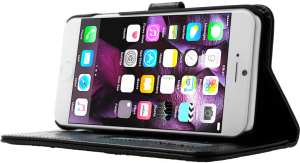 Folio Florida Noir pour iPhone 6+/6S+ Wave Concept