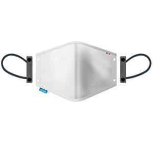 Masque Alternatif Design Réutilisable (Clip nasal ajustable + Attache oreille changeable)