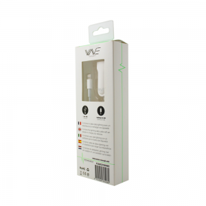 Pack Cac - 1 port USB 2.1A - Lightning