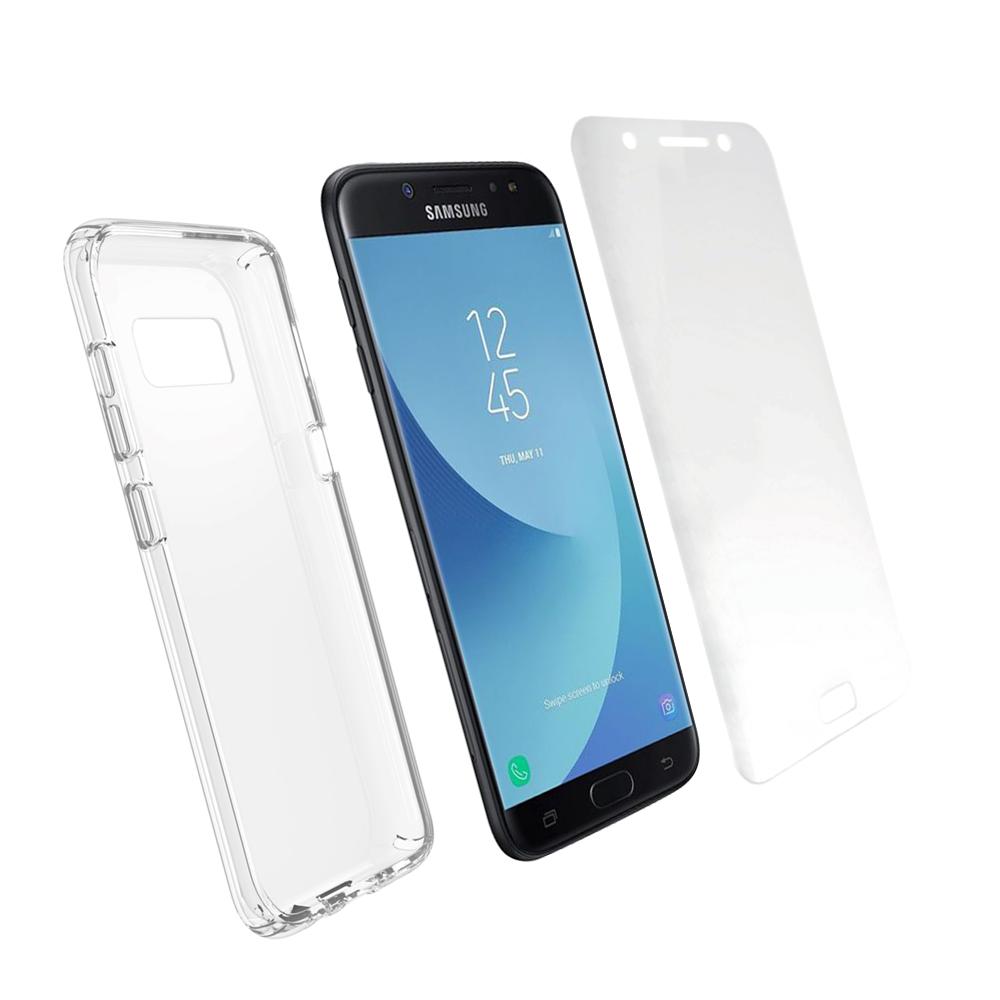 Pack Ultimate Protect Galaxy Série J - La protection maximale de votre smartphone.