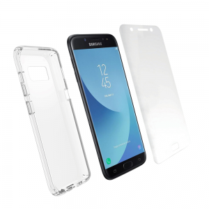 Pack Ultimate Protect Galaxy Série J - La protection maximale de votre smartphone.