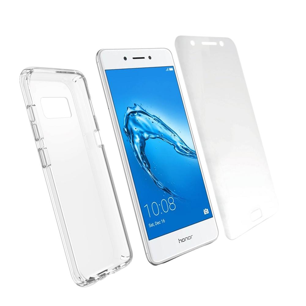 Pack Ultimate Protect Huawei Honor - La protection maximale de votre smartphone.