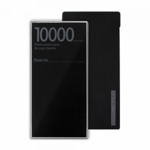 Powerbank Glossy 10000mAh Wave Concept