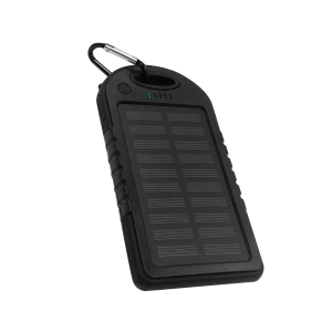 Powerbank Solar Power 4000 mAh + Mousqueton