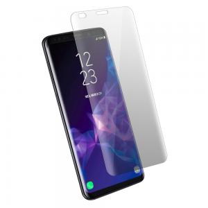 Protection d\\\'écran 3D pour Samsung S9+ en verre trempé antichoc curved