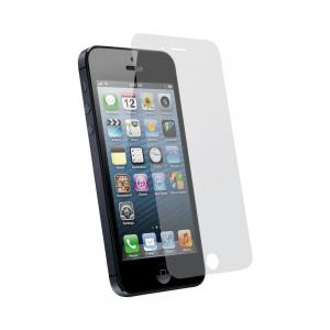 Protection d\'écran pour iPhone 5/5s/SE en verre trempé antichoc
