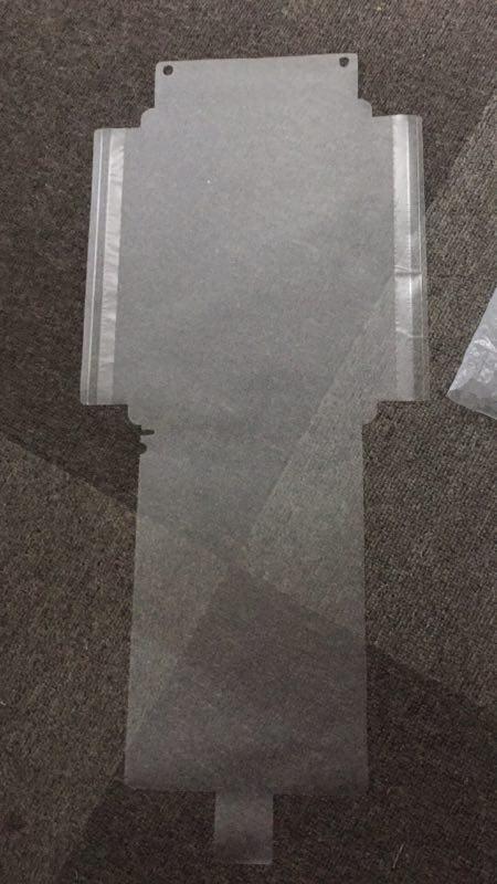 Protection d ecran pour iphone 7+/8+ Double Side