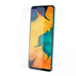 Protection d\'écran pour Samsung A30 en verre trempé antichoc
