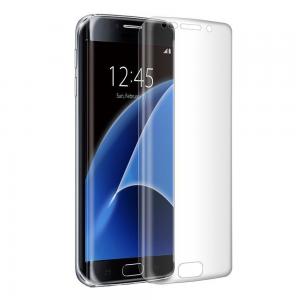Protection d\\\'écran pour Samsung Galaxy S7 edge en verre trempé antichoc curved