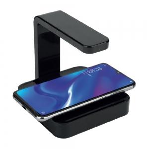 Stérilisateur Uv & Chargeur à Induction pour Smartphones
