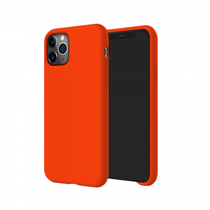 Cover Premium Silicone pour iPhone 11 Pro