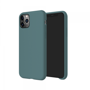 Cover Premium Silicone pour iPhone 11 Pro Max