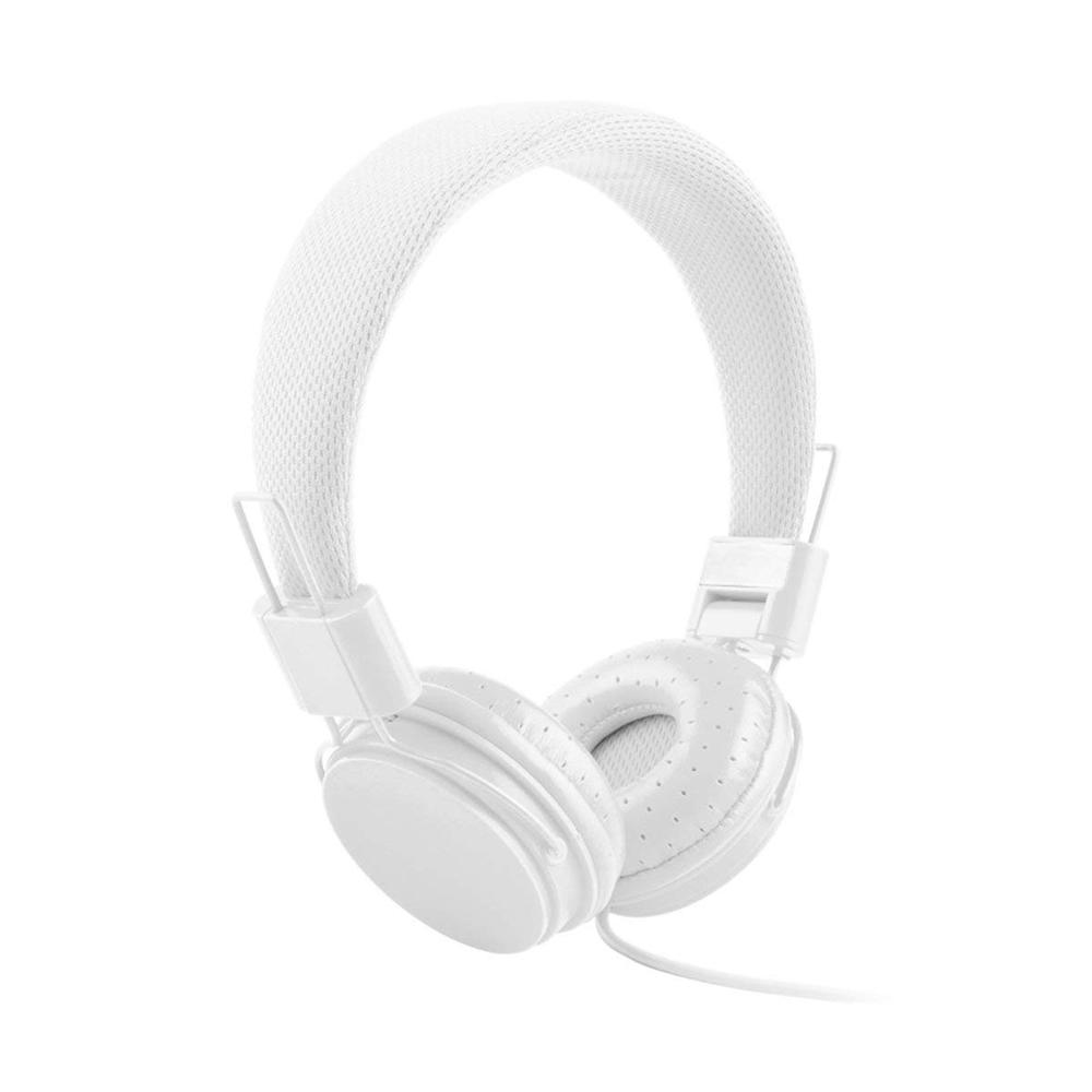 Casque Audio Basik Filaire Pliable & Leger - 8059865