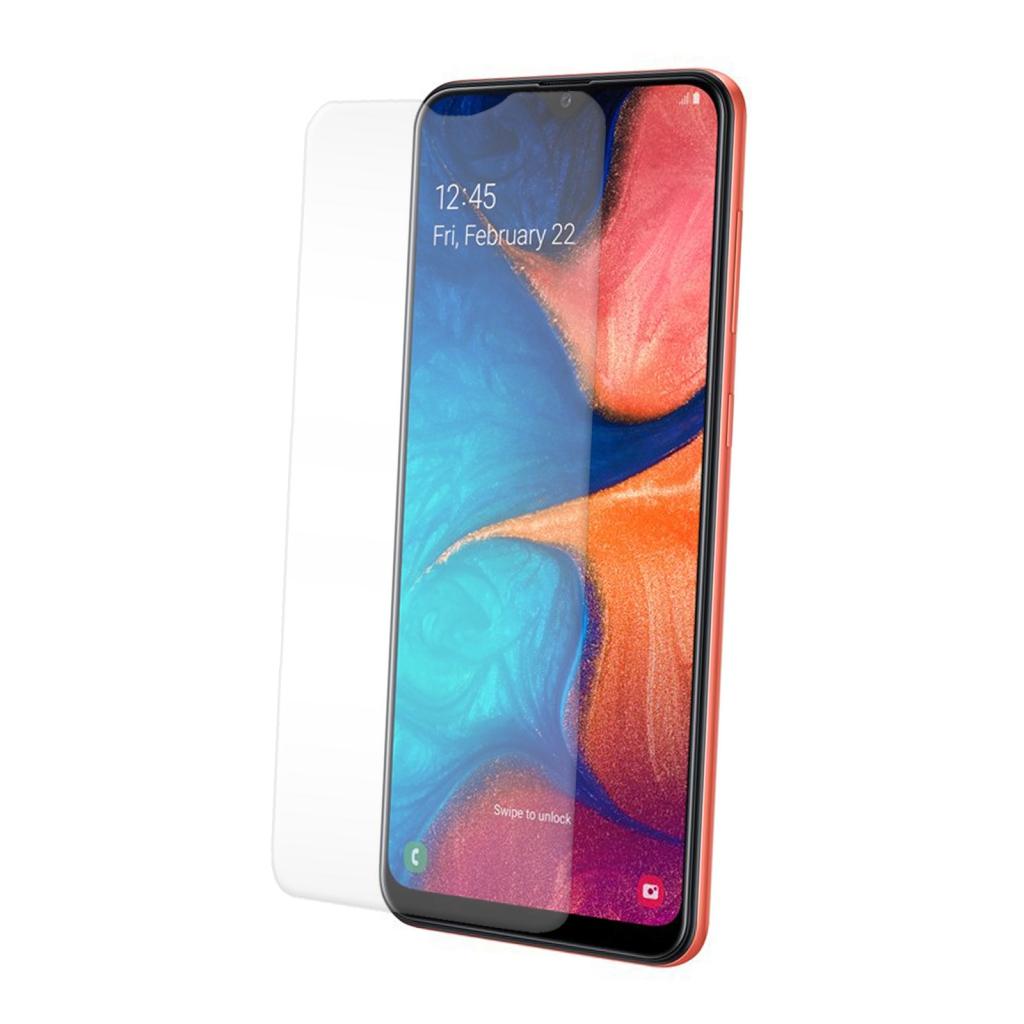 Protection d'écran pour Samsung A20S en verre trempé antichoc