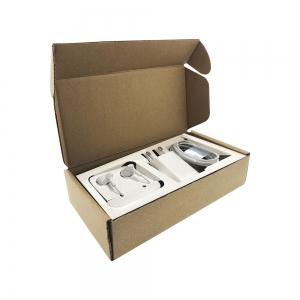 """Boîte Eco + pour smartphones reconditionnés jusqu\'à 5.5\""""- Compatible iPhone et Samsung"""