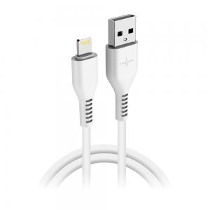 Câble Data 2,4A Fast Charge Lightning - 2M - 8079376